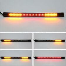 48 LED Strip Tail Brake Light For Harley 883 Hugger Sportster Night Street V Rod