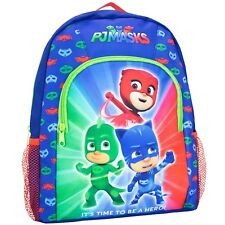 PJ MASKS Backpack | Kids Pj Masks Bag | Boys PJ Masks Rucksack