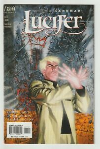 Lucifer (2000) #1 - 1st Issue Spin-Off from Sandman Universe - DC/Vertigo