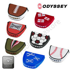 Odyssey Mallet Putter Headcovers - 7 types of Funky Head Cover - New.