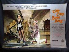 FOTOBUSTA CINEMA - CITTY CITTY BANG BANG - DICK VAN DYKE - 1968 - FANTASTICO -03