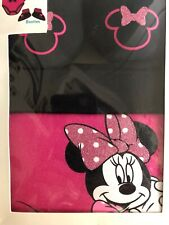 New Disney Baby Gift Set Minnie Mouse Bodysuit Hat & Socks Set 0/6 Months
