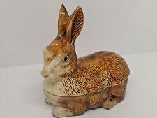 Michel Caugant Large Rabbit Terrine