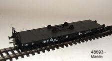 Märklin 48693 Vagón de plataforma de cargas pesadas Ssym 46
