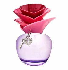 JUSTIN BIEBER SOMEDAY PERFUME MINIATURE  Splash Floral Heart Lid 1oz/30 ml AC19