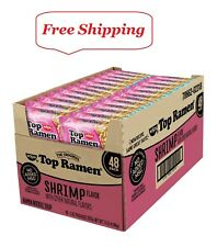 Nissin Top Ramen, Shrimp Flavor 3 oz., 48 ct.