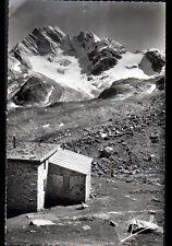 PRALOGNAN-la-VANOISE (73) CHALET-REFUGE PECLET-POLSET en 1965