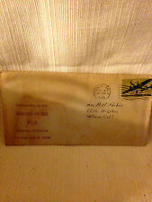 COLLECTABLE ENVELOPE COMMEMORATING THE FIRST HELLICOPTER AIR MAIL FLIGHT-8 CENTS