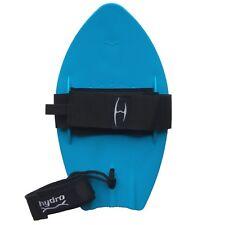 Hydro Bodysurfer Handboard PIANO A MANO NUOVO MODELLO DI Ray Gill PRO BLU
