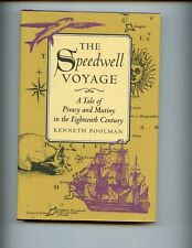 The Speedwell Voyage: A Tale of Piracy and Mutiny in the 18th Century HBdj VG