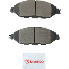 New Brembo Disc Brake Pad Set Front P56107N for Infiniti Nissan