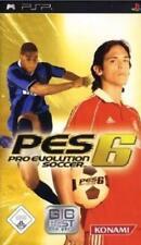 Pro Evolution Soccer 6 (Platinum) - PSP