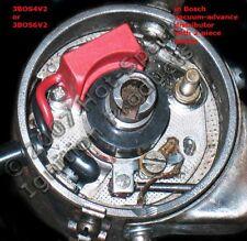Electronic Ignition Kit replaces 1964-67 vac-adv VW 2-Piece RH Points: 3BOS4V2