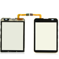 Black Repair Touch Screen Digitizer Glass Lens Fit For Nokia C3-01 Y5RG