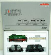 Marklin 26504 Henkel Fireless Freight Set LN/Box