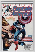 "Captain America Issue 45 ""America Lost Part 1 of 4"" (Marvel Comics)"