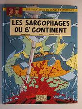 BLAKE et MORTIMER  TOME 17: Les sarcophages du 6ème continent tome 2 § EO § TTBE