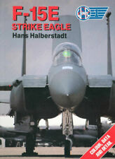 SPECIALTY PRESS McD F-15E STRIKE EAGLE TFW USAF AIRFRAME ARMAMENT MARKINGS DETAI