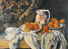 "24"" PRINT Still Life,1895 by Cezanne ANTIQUE MUSEUM ART"