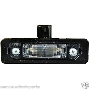 OEM NEW 2006-2019 Ford Lincoln Mercury Rear License Plate Tag Light Lamp Bulb