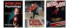 New Bowling Psychology Book and Two Instructional DVDs - Free Shipping