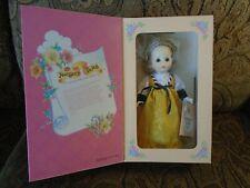 "Ideal Nursery Tales Rapunzel 8"" Collectors Doll 1984"