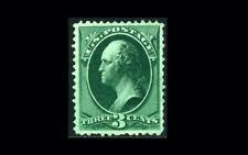 US Stamp Mint, XF/Super b S#158 bold fresh color, mint no gum