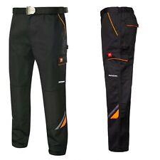 Arbeitshose Bundhose Hose schwarz Berufsbekleidung Arbeitskleidung Gr.44 -64 Neu