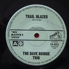 Single - The Dave Bridge Trio, Trail Blazer - His Master's Voice ‎EA-4552