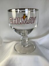 Chimay Beer Glass Belgian Independence Day 2011 July 21st