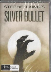 Silver Bullet DVD Stephen King New & Sealed Australian Release