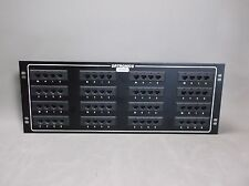 Ortronics OR-812004769 64 Port Patch Panel 30 DAY WARRANTY