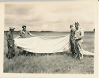 WWII 1940s USAAF 153rd Observation SQ Laurel MS Photo No14 Tow Target Type A-5