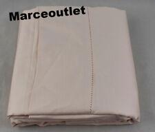 Hudson Park 680 Thread Count Supima Cotton Queen Flat Sheet Blush