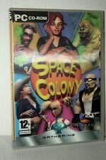 SPACE COLONY GIOCO USATO OTTIMO STATO PC CD ROM VERSIONE ITALIANA RS2 50763