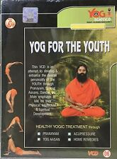 Yoga for the Youth VCD in English by Baba Ramdev + Ships Fast Same Day!!!!!