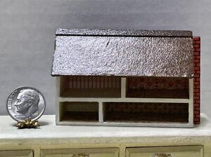 Vintage Artisan NEWSTROM '82 Dollhouse for Your Dollhouse Miniature 1:12