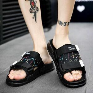 Slipper Beach Slingback Shoes Open Toe Non-Slip Walking Sport Casual Sandals Men