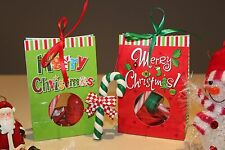 6pk- Green Christmas Party Favours