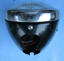 Vintage Lucas Motorcycle Head Light Lamp Ssp575P Bsa Bantam Lightweight 50s Rare