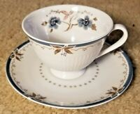 Royal Doulton Tea Cup & Saucer Set Old Colony Design Made in England