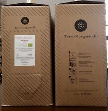 VINO ROSATO DELL'UMBRIA BIOLOGICO IGP 2017 BAG IN BOX 5 LITRI