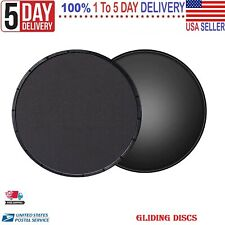New listing Fitness Gliding Discs Core Sliders Ab Back Leg, Hip Exercise for Gym, Home, Yoga