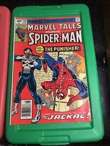 MARVEL TALES SPIDER-MAN THE PUNISHER 1964 MARVEL #106 COMIC 1st App Reissue 129