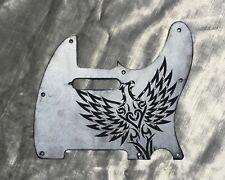 Relic Silver Eagle Custom Bakelite Pickguard for Fender® Telecaster® Tele® style
