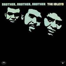 ISLEY BROTHERS : BROTHER BROTHER BROTHER (CD) sealed