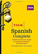 Talk Spanish Complete (Book/CD Pack): Everything You Need to Make Learning Spani