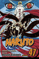 Naruto, Vol. 47: The Seal Destroyed-ExLibrary