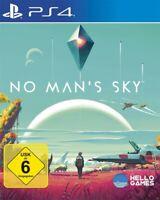 PS4 / Sony Playstation 4 Spiel - No Man's Sky DE/EN mit OVP