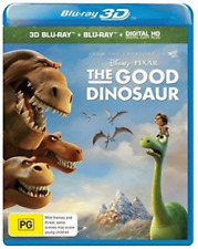 The Good Dinosaur [New & Sealed] 2D + 3D Blu-Ray - Region Free [New & Sealed]